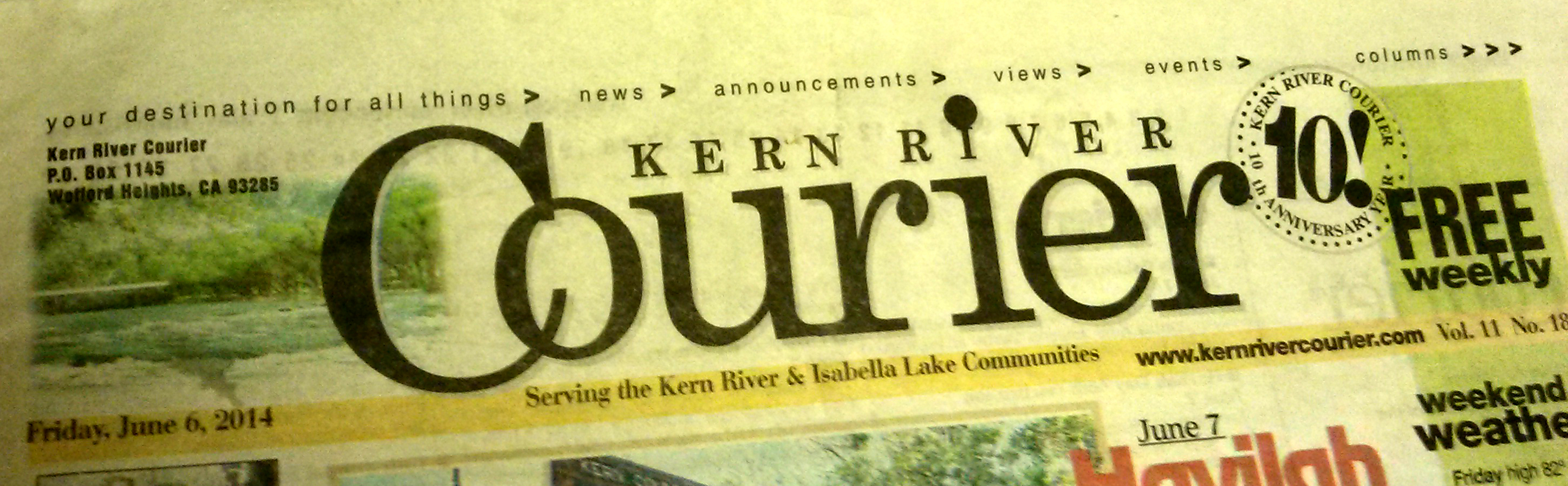 Kern River Courier