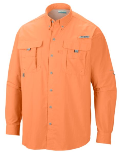 Bahama Shirt orange