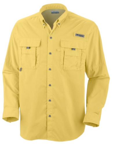 Bahama Shirt yellow