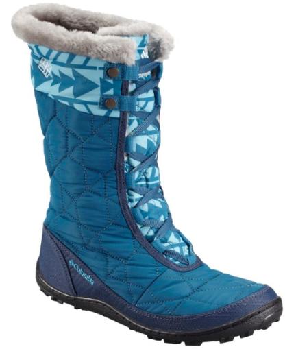 Blue Minx Boot