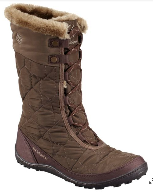 Minx boot brown