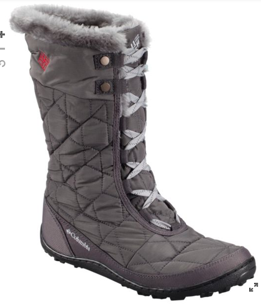 Minx boot grey