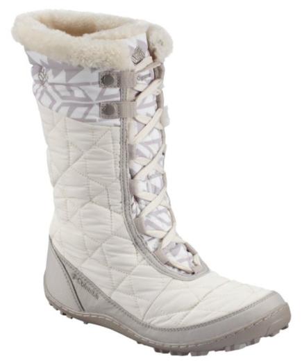 White Minx Boot