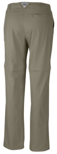 Women's Outdoor Pants dark rear